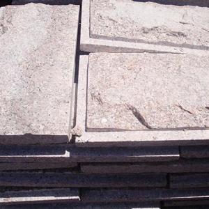 五莲红蘑菇石